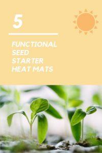 Seed Starter Heat Mat
