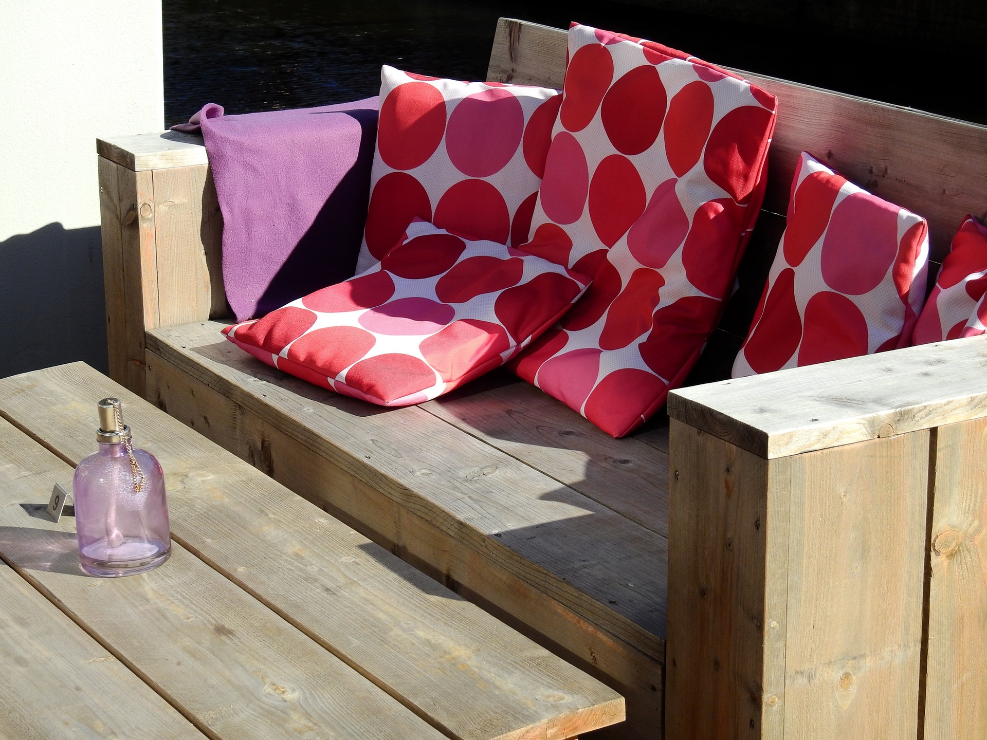 Outdoor Decorative Lumbar Pillows