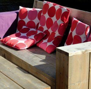 Outdoor Decorative Lumbar Pillows