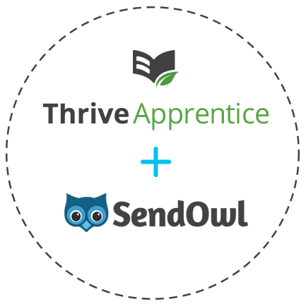 Thrive Apprentice and SendOwl Integration Support