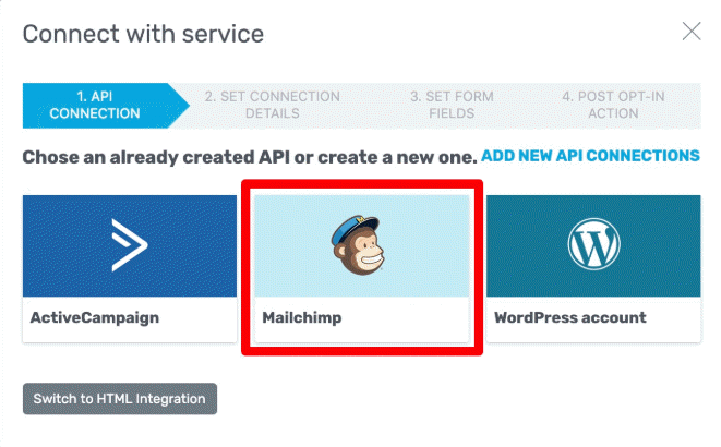 Mailchimp Integration Upgrade Add Answer Based Tags to Your Questions in Thrive Quiz Builder