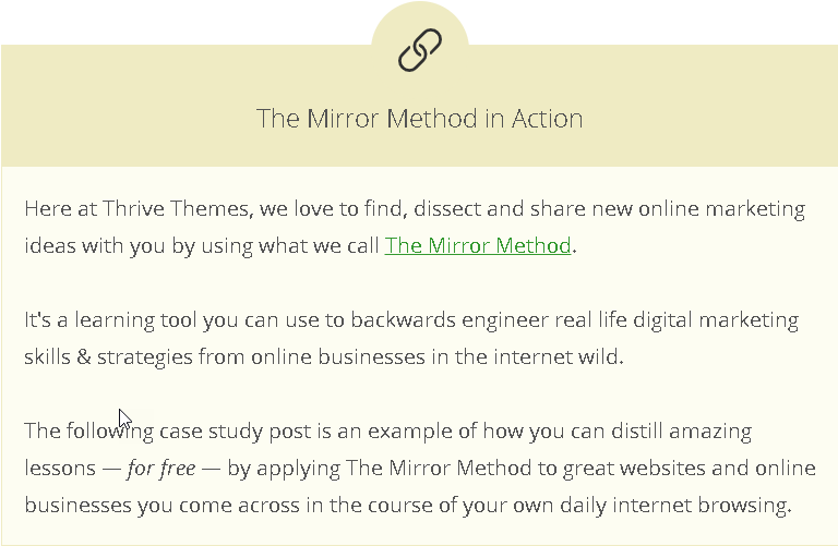 Mirror Method Case Study How One Health Website Segments Its Leads To Boost Engagement