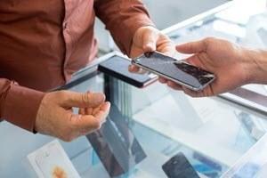 Cell Phone Repair Store