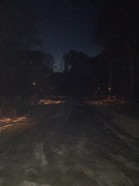 Driveway Landscape Lighting from Volt Lighting