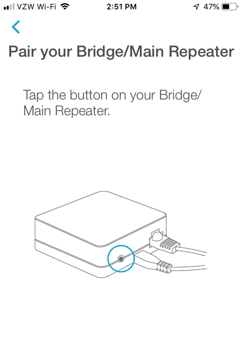 Lutron Caseta App Install on iPhone - Pair Your Bridge/Main Repeater