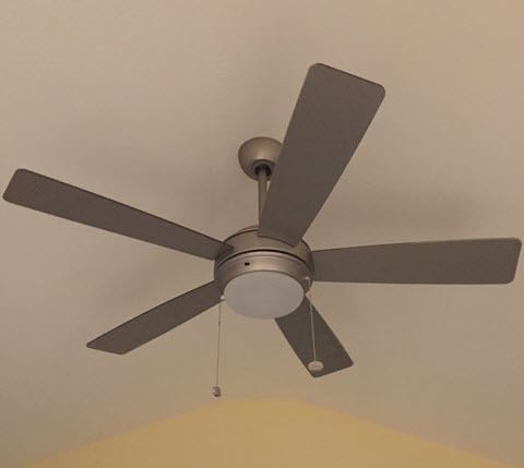 Install Smart Switches for a Sunroom Ceiling Fan with Light